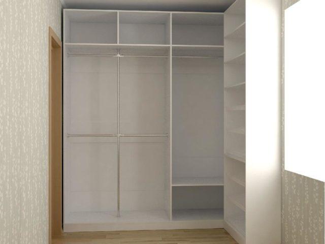 Гардеробный шкаф №20