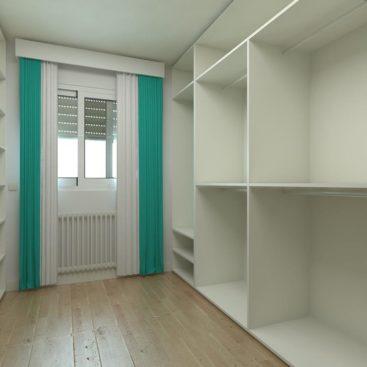 Отдельная гардеробная комната №22