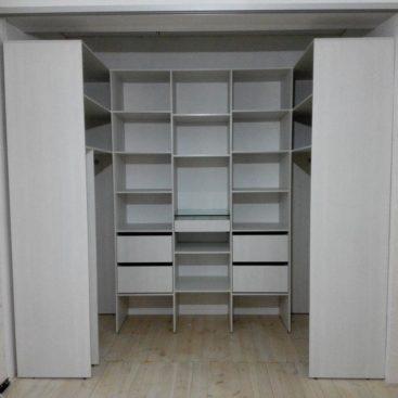 Гардеробный шкаф №7