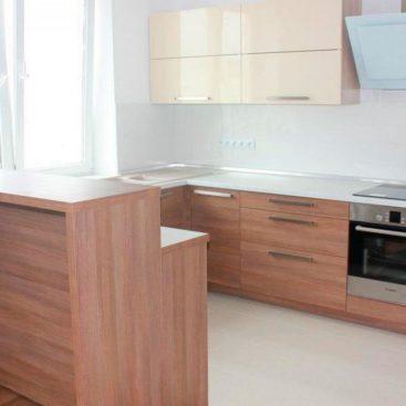 Кухня из ЛДСП EGGER вариант №11