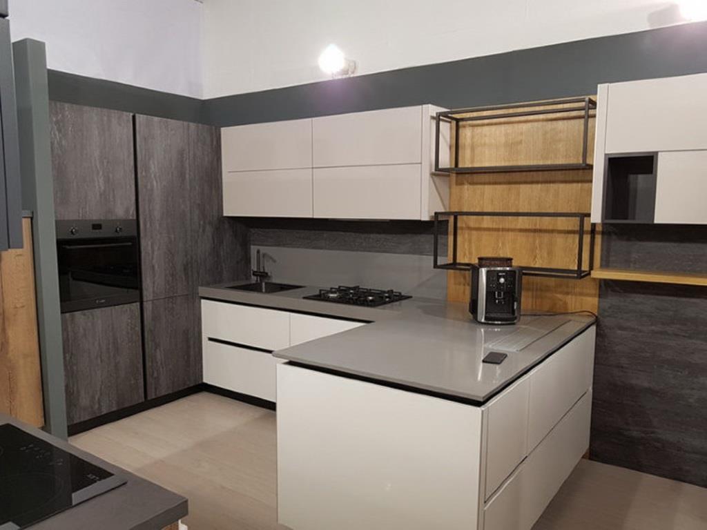 Кухня из ЛДСП EGGER вариант №15