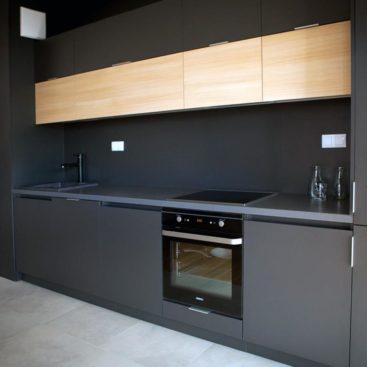 Кухня из ЛДСП EGGER вариант №21