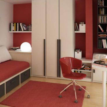 Мебель для детской в современном стиле №11