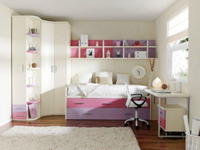 Мебель для подростка девочки №3