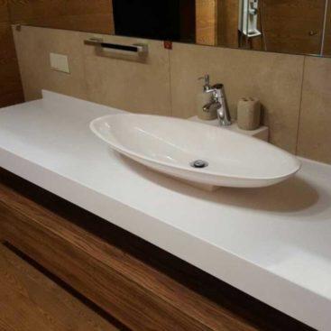 Мебель в ванную с умывальником чаша №66