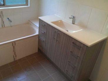 Мебель в ванную из ЛДСП(дсп) EGGER #68