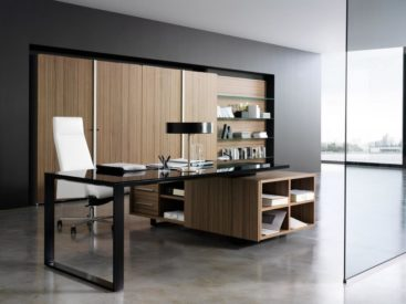 Офисная мебель в кабинет руководителя №11
