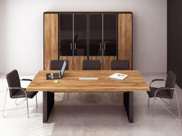 Проект офисной мебели №15