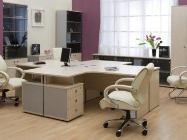 Офисная мебель вариант №23