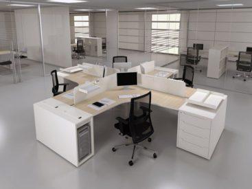 Офисная мебель вариант №24