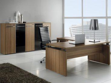 Офисная мебель в кабинет руководителя №3