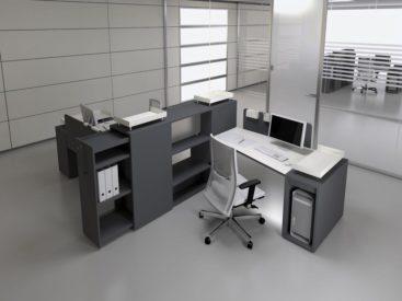 Рабочее место для офисного сотрудника №31