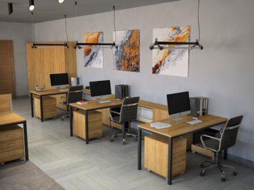 Места для персонала в офис №37