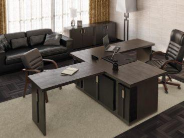 Стол для руководителя офисный №9
