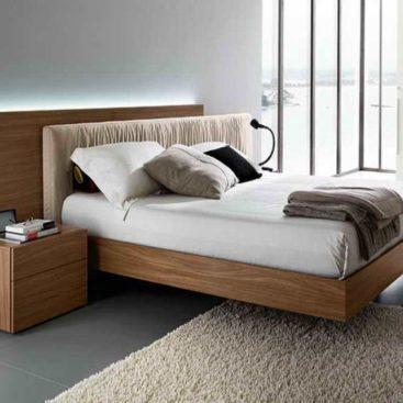 Двуспальная кровать под дерево №14