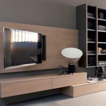 Модульная мебель под телевизор вариант №11